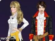 العاب تلبيس القراصنة 2015 - لعبة تلبيس القراصنة 2016