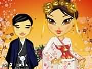 العاب تلبيس العروسة اليابانية 2019 - لعبة تلبيس العروسة اليابانية 2020