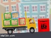 العاب سيارة تحميل وتوزيع البضائع 2015 - لعبة سيارة تحميل وتوزيع البضائع 2016