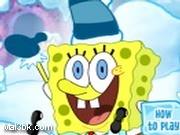 العاب سبونج بوب مع الثلج 2015 - لعبة سبونج بوب مع الثلج 2016