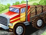 العاب شاحنة النقل الجديدة 2015 - لعبة شاحنة النقل الجديدة 2016