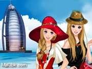 العاب مكياج بنات دبي 2015 - لعبة مكياج بنات دبي 2016