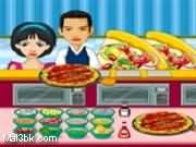 العاب مطعم البيتزا المزدحم 2015 - لعبة مطعم البيتزا المزدحم 2016