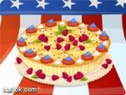 العاب تزيين فطيرة التفاح الامريكية 2015 - لعبة تزيين فطيرة التفاح الامريكية 2016