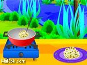 العاب طبخ الارز بالفطر 2015 - لعبة طبخ الارز بالفطر 2016