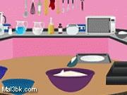 العاب طبخ الكيكة البنية 2015 - لعبة طبخ الكيكة البنية 2016