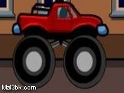 العاب سيارة الوحش المدمر 2015 - لعبة سيارة الوحش المدمر 2016