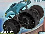 العاب السيارة البرمائية 2015 - لعبة السيارة البرمائية 2016