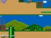 العاب عالم سوبر ماريو الصغير 2015 - لعبة عالم سوبر ماريو الصغير 2016