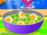 العاب طبخ البيض المسلوق 2015 - لعبة طبخ البيض المسلوق 2016