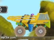 العاب سيارة نقل الصخور الجزء الثاني 2015 - لعبة سيارة نقل الصخور الجزء الثاني 2016