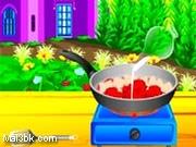 العاب طبخ دجاج تيكا الهندي ???? ?????? ????? 2015 - لعبة طبخ دجاج تيكا الهندي ???? ?????? ????? 2016