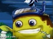 العاب السمكة الكبيرة تاكل السمكة الصغيرة للبنات 2015 - لعبة السمكة الكبيرة تاكل السمكة الصغيرة للبنات 2016