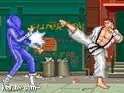 العاب المقاتل الصيني 2015 - لعبة المقاتل الصيني 2016
