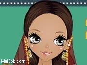 العاب مكياج الجمال الهندي 2015 - لعبة مكياج الجمال الهندي 2016