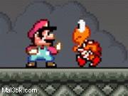 العاب ماريو المقاتل الشرس 2015 - لعبة ماريو المقاتل الشرس 2016