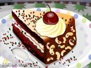 العاب تزيين الكيكة البنية 2015 - لعبة تزيين الكيكة البنية 2016