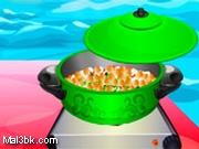 العاب طبخ الحمص الهندي 2015 - لعبة طبخ الحمص الهندي 2016