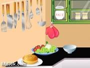 العاب طبخ الهمبرجر في البيت 2019 - لعبة طبخ الهمبرجر في البيت 2020