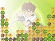 العاب اخفاء كرات بن 10 2015 - لعبة اخفاء كرات بن 10 2016