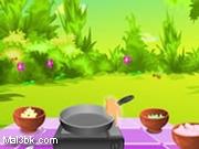 العاب طبخ فطيرة السبانخ اليونانية 2015 - لعبة طبخ فطيرة السبانخ اليونانية 2016