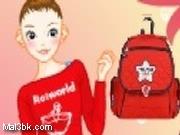 العاب تلبيس بنات للمدرسة 2015 - لعبة تلبيس بنات للمدرسة 2016