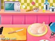 العاب طبخ الديك الرومي في عيد الشكر 2015 - لعبة طبخ الديك الرومي في عيد الشكر 2016