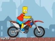 العاب دراجة بارت 2015 - لعبة دراجة بارت 2016