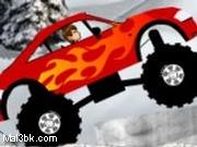 العاب شاحنة بن تن الثلجية 2015 - لعبة شاحنة بن تن الثلجية 2016