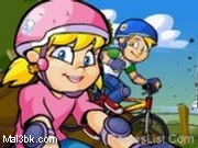 العاب دراجات هوائية تحدي 2015 - لعبة دراجات هوائية تحدي 2016