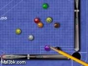 العاب بلياردو قلم الرصاص 2015 - لعبة بلياردو قلم الرصاص 2016
