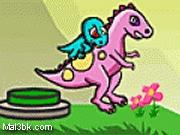 العاب مغامرة الديناصورات 2019 - لعبة مغامرة الديناصورات 2020
