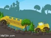 العاب شاحنة نقل الصخور الجزء الثالث 2015 - لعبة شاحنة نقل الصخور الجزء الثالث 2016
