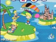 العاب ترتيب جزيرة الاطفال 2015 - لعبة ترتيب جزيرة الاطفال 2016