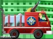 العاب سيارة الاطفاء 2015 - لعبة سيارة الاطفاء 2016