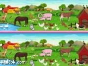 العاب الاختلافات بين صور الحيوانات 2015 - لعبة الاختلافات بين صور الحيوانات 2016