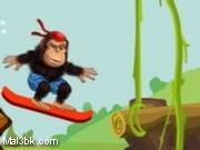 العاب سكيت بورد القرد 2015 - لعبة سكيت بورد القرد 2016
