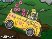 العاب سيارة سيمبسون القديمة 2015 - لعبة سيارة سيمبسون القديمة 2016
