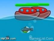 العاب الغواصة المقاتلة الجديدة 2015 - لعبة الغواصة المقاتلة الجديدة 2016
