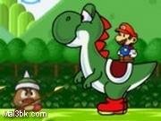 العاب ماريو و الديناصور يوشي الجزء الثاني 2019 - لعبة ماريو و الديناصور يوشي الجزء الثاني 2020