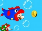 العاب ماريو السمكة 2015 - لعبة ماريو السمكة 2016