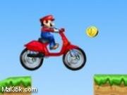 العاب دراجة سوبر ماريو النارية الجزء الثالث 2015 - لعبة دراجة سوبر ماريو النارية الجزء الثالث 2016