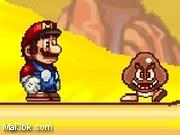 العاب مغامرات ماريو في الصحراء 2015 - لعبة مغامرات ماريو في الصحراء 2016