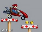العاب عربة ماريو 2015 - لعبة عربة ماريو 2016