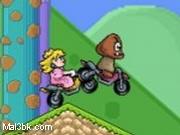 العاب دراجة زوجة ماريو الجزء الثاني 2015 - لعبة دراجة زوجة ماريو الجزء الثاني 2016