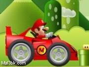 العاب سيارات ماريو 2015 - لعبة سيارات ماريو 2016