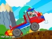 العاب شاحنة ماريو الجزء الثالث 2015 - لعبة شاحنة ماريو الجزء الثالث 2016