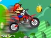 العاب دراجة سوبر ماريو النارية 2015 - لعبة دراجة سوبر ماريو النارية 2016