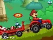 العاب شاحنة مزرعة الفطر مع ماريو 2015 - لعبة شاحنة مزرعة الفطر مع ماريو 2016
