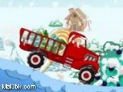العاب شاحنة هدايا بابا نويل 2019 - لعبة شاحنة هدايا بابا نويل 2020